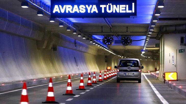 'Avrasya Tüneli geçişlerinde fazla ücret alındığı iddiası'na Bakanlık'tan yanıt
