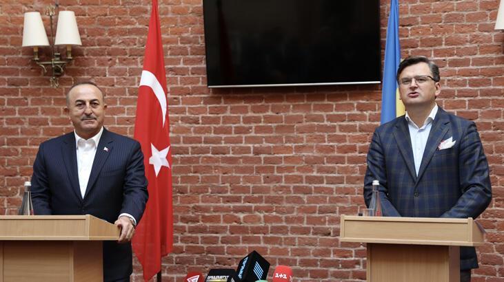 Ukrayna: Güvenliğimiz, Türkiye gibi gerçek dostlarla ortaklığa bağlı