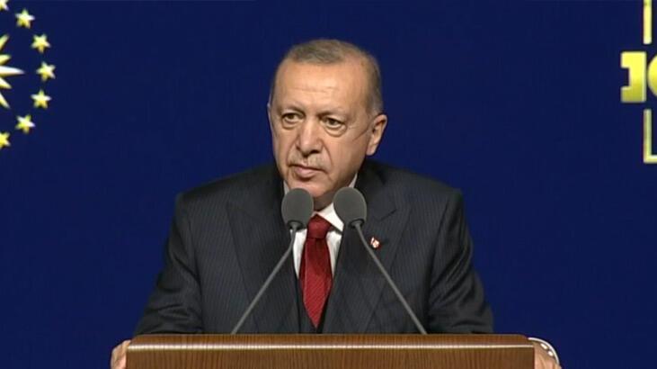 Cumhurbaşkanı Erdoğan'dan mesleki eğitimde iki müjde