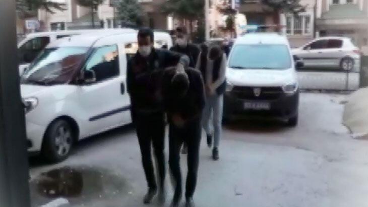 'Fuhuş' vaadiyle 40 bin lira dolandırıcılığa 5 tutuklama
