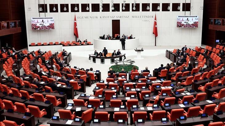 TBMM Başkanlığı'nın 2022 yılı bütçesi belli oldu