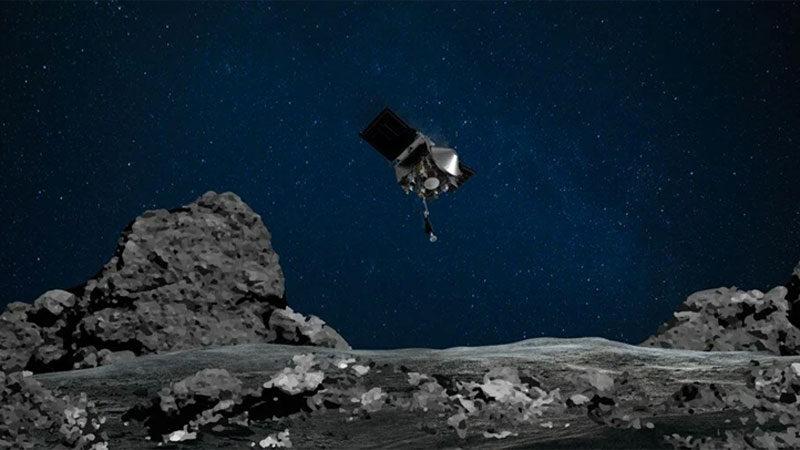 NASA'dan ilk! Asteroidle planlı çarpışacak