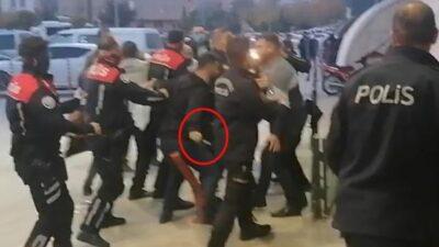 Bursa'da birbirlerine girdiler! Kavga hastane önünde de sürdü