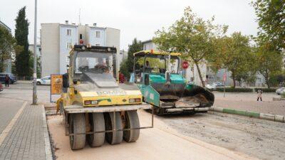 Kestel'de asfalt çalışmaları hız kesmiyor