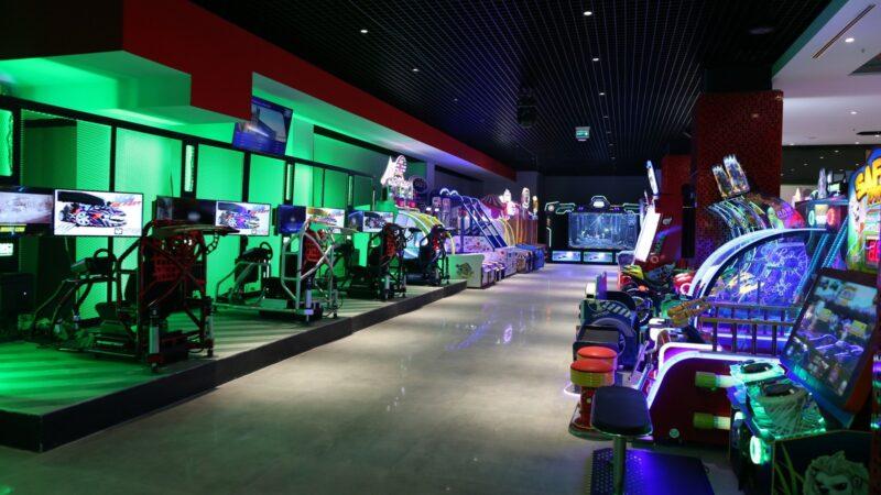 Bursa'ya yeni eğlence merkezi! Geri sayım başladı…