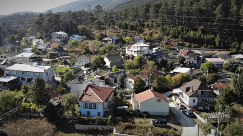 Bursa'da bu köydeki ev fiyatları dudak uçuklatıyor