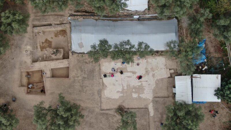 Bursa'da büyük keşif! Arkeologlar şoke oldu
