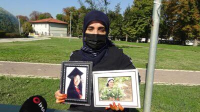 Bursa'da yaşayan 'Diyarbakır annesi' dağa kaçırılan kızını istiyor