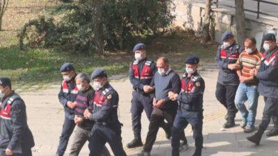Yer: Bursa… Suçüstü yakalandılar