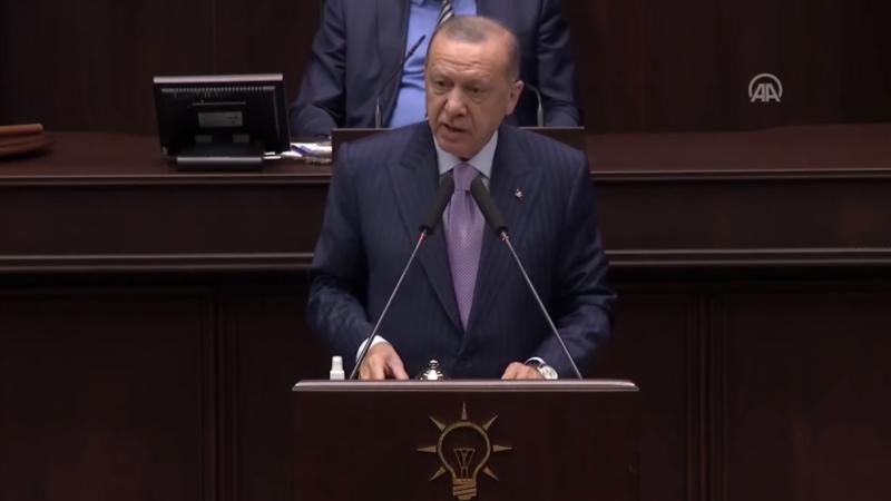 Cumhurbaşkanı Erdoğan'dan CHP'ye tezkere tepkisi…