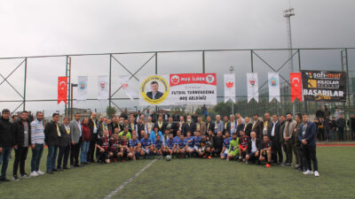 Muş İlder Futbol Turnuvası başladı