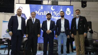 Mevlid-i Nebi Haftası özel bir programla kutlandı