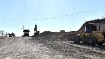 Osmangazi'de ulaşıma neşter! Yepyeni bir cadde…