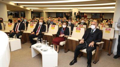 Başkent'te Bursa rüzgarı! Görkemli ofis açılışı…