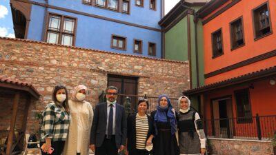 Şehrengizlerin gözüyle Bursa'ya bakış
