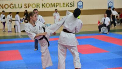 Yıldırım'da karate rüzgarı