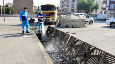 Yıldırım Belediyesi'nden su taşkınlarına karşı önlem