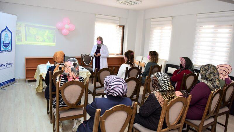 Yıldırım'dan kadınlara önleyici sağlık hizmeti
