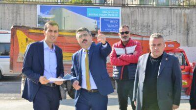 Bursa'ya değer katacak proje! Başkan güzel haberi verdi