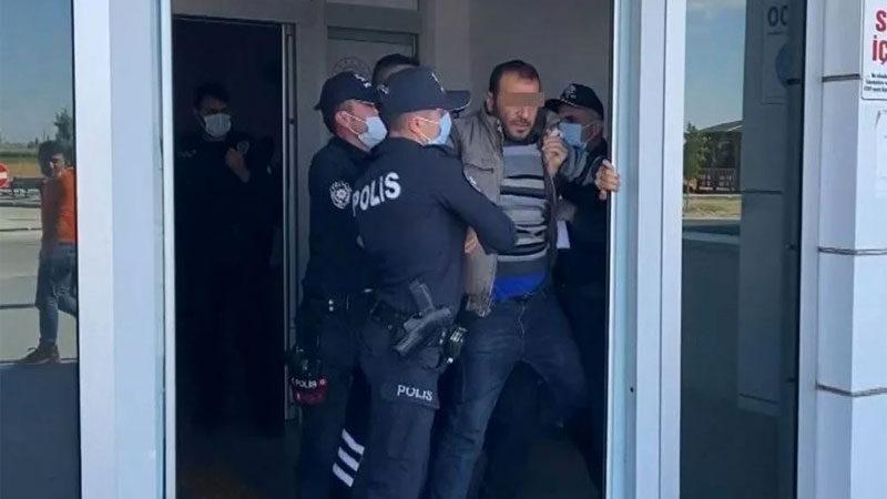 İkinci teşkilatçı vakası: Polise böyle direndi