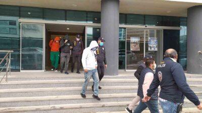 Bursa'da çökertilen bahis çetesinin 5 üyesi tutuklandı