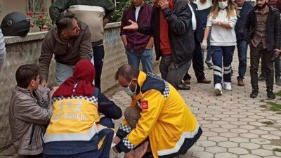 Bursa'da kahreden tesadüf