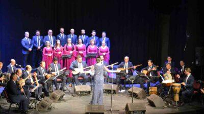 Bursa'da 'Türkülerle Merhaba' açılış konseri