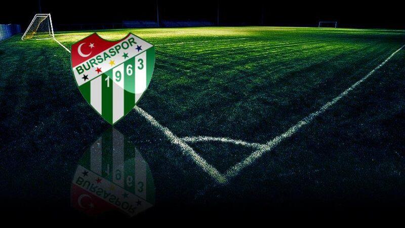 Bursaspor duyurdu! 3 yıllık anlaşma sağlandı