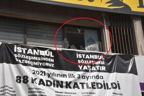 İzmir HDP binasındaki saldırı için istenen ceza belli oldu