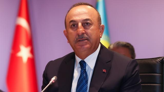 Bakan Çavuşoğlu Ukrayna'ya gidiyor