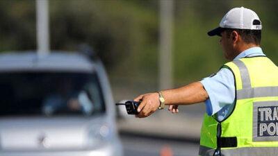 Bursa'da o sürücülere ceza yağdı