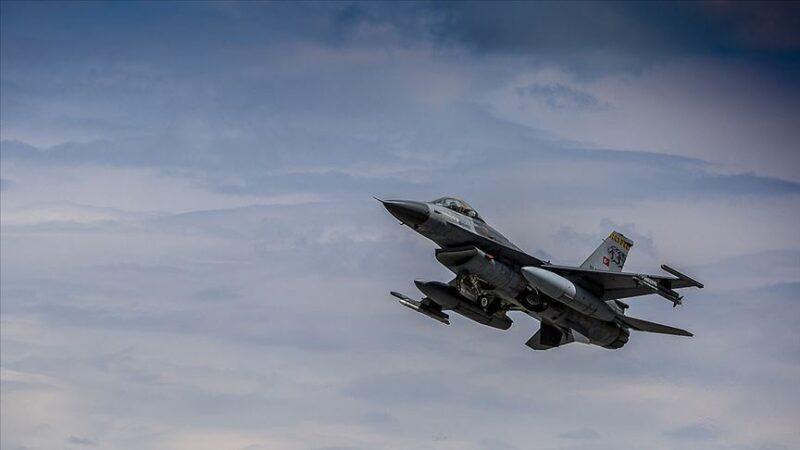 Türkiye'den F-16 adımı