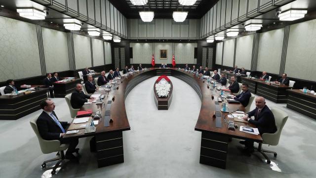 Beştepe'de kritik toplantı! 10 büyükelçinin durumu ne olacak?