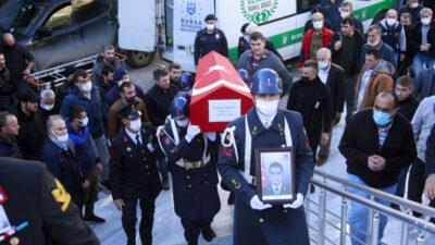 Bursa'da kahreden ölüm! Gözyaşlarıyla uğurlandı