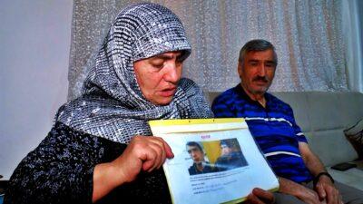 Bursa'da kayıp oğlunu 10 yıldır arıyor