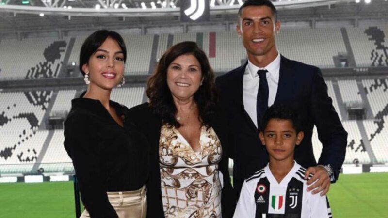 Kaynana-gelin çatışması! Ronaldo'nun evliliğine annesinden izin yok