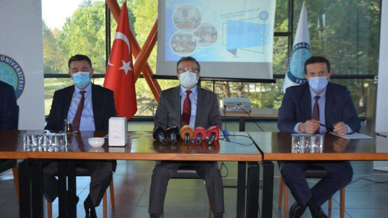 Uludağ Üniversitesi'nin geleceği parlak…