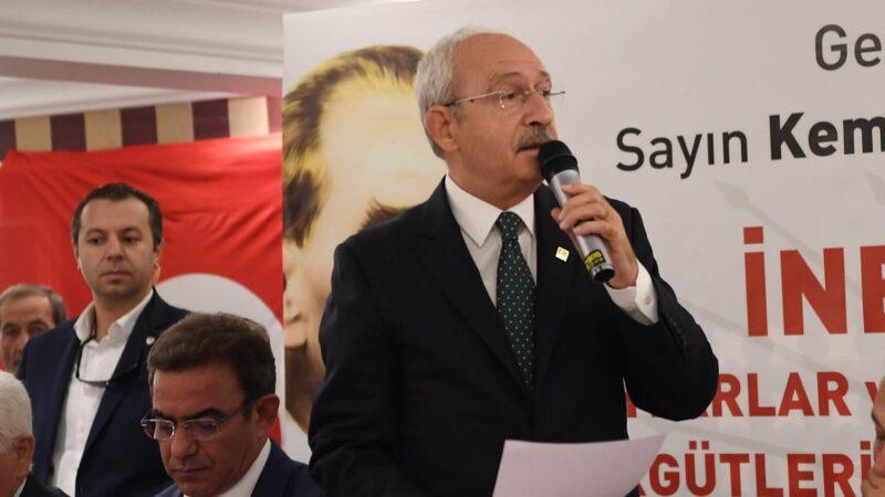 Kılıçdaroğlu Bursa'ya geliyor! Özellikle hangi ilçeyi istedi?