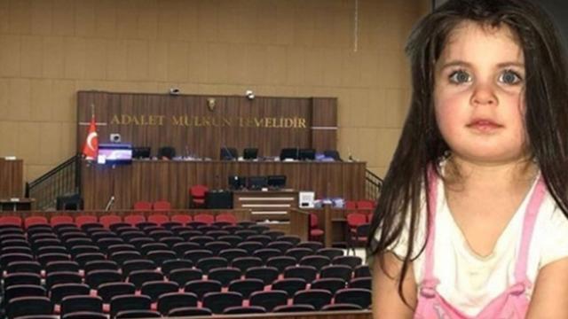 'Minik Leyla cinayeti' davasının sanıkları hakim karşısında