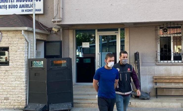 Bursa'da uyuşturucu operasyonu! Kıskıvrak yakalandı…