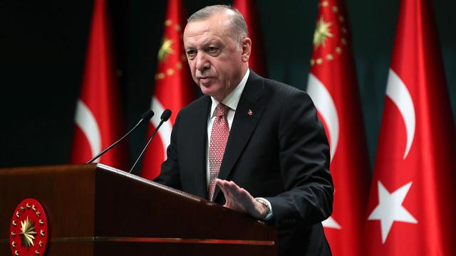 Cumhurbaşkanı Erdoğan: Çad ile her alanda iş birliğimizi geliştirmeye hazırız