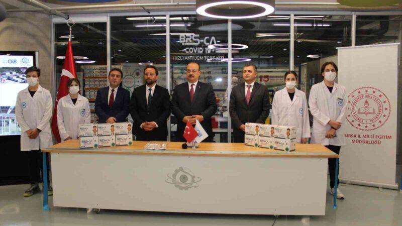 Sanayi şehri Bursa'ya 4 Ar-Ge merkezi