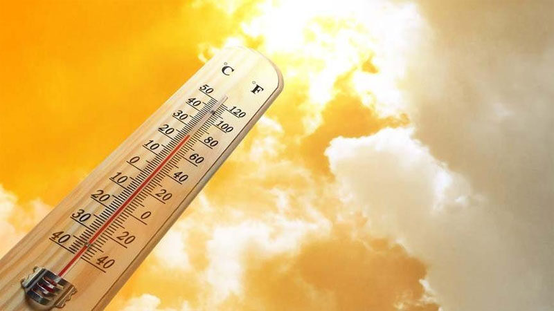 Bir yanda yaz diğer yanda kış! Aynı ayda 48,4 derece sıcaklık farkı