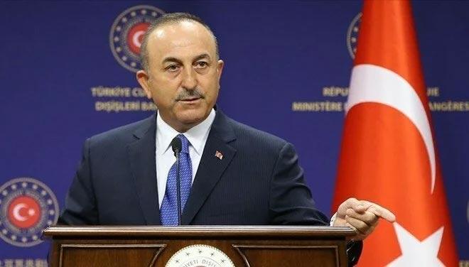 Dışişleri Bakanı Çavuşoğlu'ndan ABD Başkanı Biden'a tepki