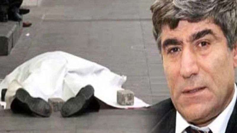 Hrant Dink'in ailesine 1 milyon tazminat ödenecek
