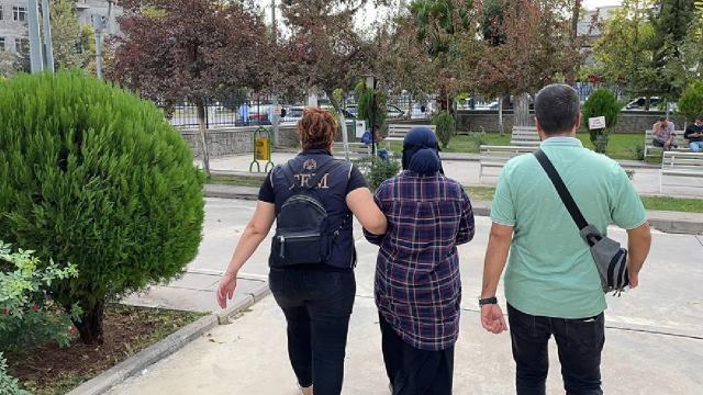 Kırmızı bültenle aranan DEAŞ'lı tutuklandı