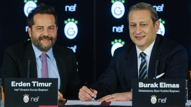 Galatasaray'dan dev anlaşma! İmzalar atıldı