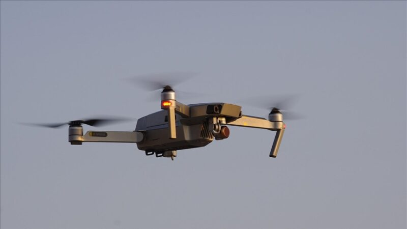 Nakil için ilk kez drone ile akciğer taşındı
