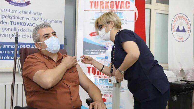 TURKOVAC aşısında önemli gelişme