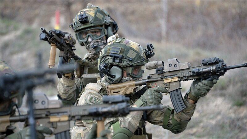 Komandolar saldırıyı önledi! 5 terörist etkisiz…